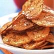 Cajun aardappelschijfjes uit de oven