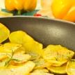 Gebakken aardappelen met diverse specerijen
