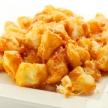 Gebakken aardappelstukjes met kruiden