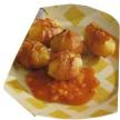Gebakken aardappelen met bacon